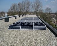PV-panelen voor hoogbouw