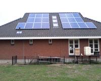 Groothandel zonnepanelen installateurs